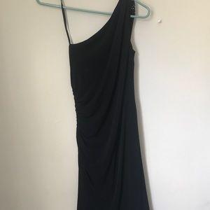 Eliza J Dresses - Eliza J Beaded One Shoulder Dress
